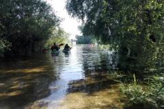 Rzeka Uherka spływy