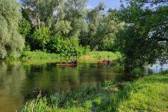 Kilkudniowy spływ kajakowy Bugiem