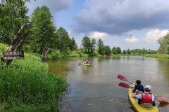Jednodniowy spływ kajakowy Bugiem