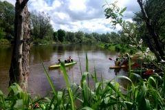 Spływy kajakowe Sobibór