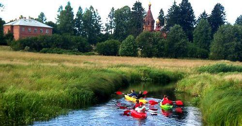 Włodawka River