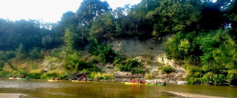 Poleska Dolina Bugu na trójstyku granic  Spływy kajakowe Bugiem