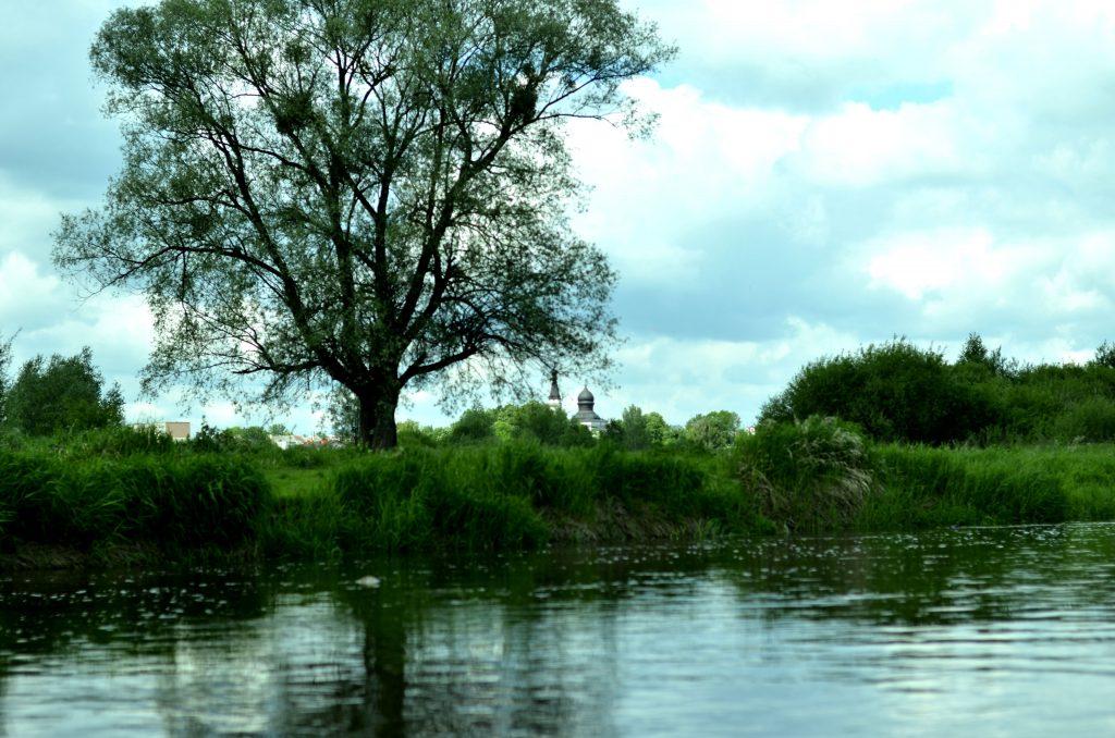 Sobibór - Włodawa  Spływy kajakowe Bugiem