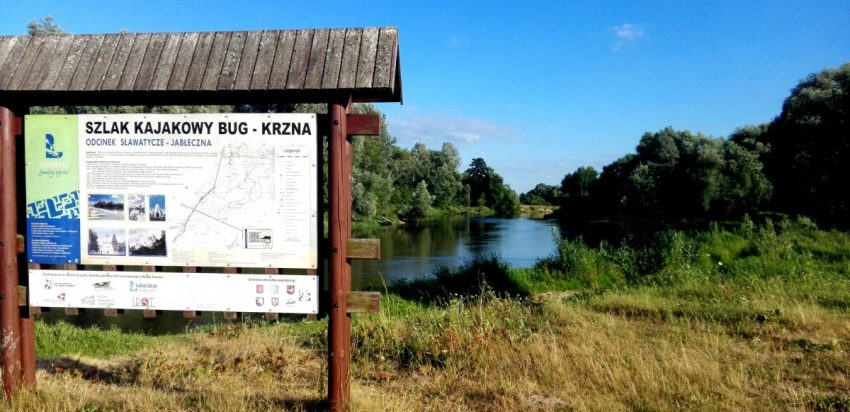 Szlak kajakowy Bug – Krzna