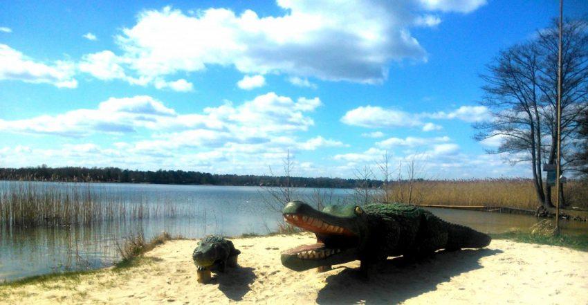 Spływy kajakowe Okuninka, kajaki Okuninka jezioro Białe