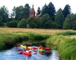 kajaki rzeka Włodawka