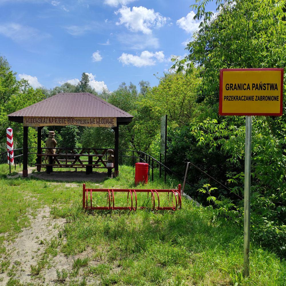 turystyka kajakowa na bugu granicznym